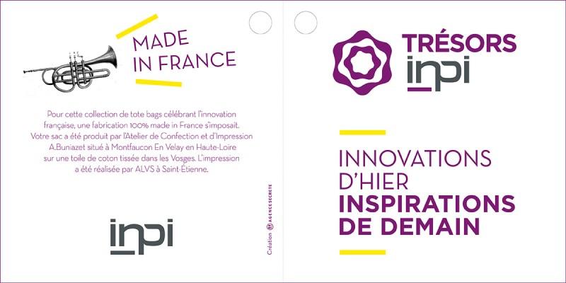 Carte comm innovations d hier inspirations de demain INPI agence secrète