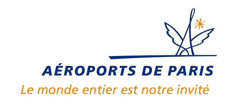 Signature de marque Aéroports de Paris par l agence secrète pour DDB Paris