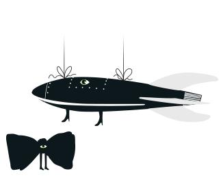 Illustrations sous marin par l'agence secrète