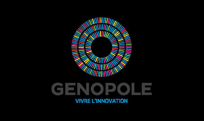 Logo HD Genopole agence secrète paris
