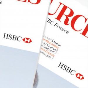 Zoom couverture HSBC agence secrète