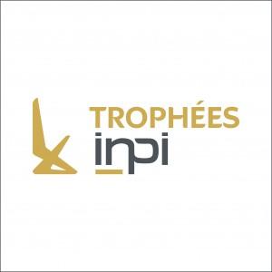 Logo Trophées INPI, par l'agence secrète