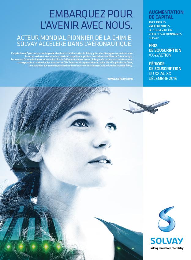 Annonce-presse Solvay par l agence secrète