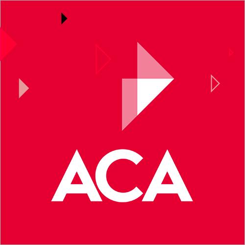 Conception création du site internet ACA par l'agence secrète